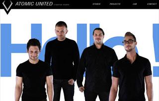 Atomic United / Studio créatif