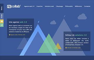 Rscollab : startup web 2.0 à Rennes