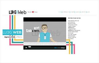 LU3G Web Agency Milano
