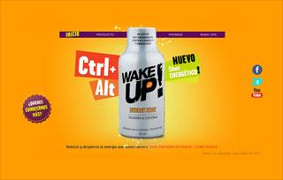 Wake Up! Energy shot