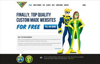 Custom Webs For Free