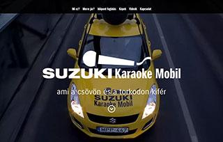 Suzuki Karaoke Mobil