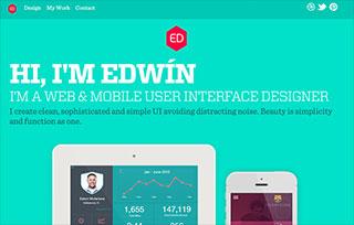 Edwin Eddie Diaz  UI Designer