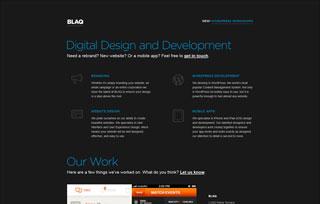 Blaq Digital | Web Design and WordP