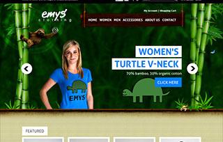 Emys Clothing - Sustainable Clothing