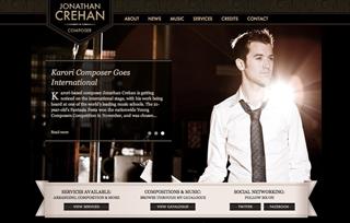 Jonathan Crehan | Composer