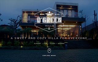 Dgreen Villa