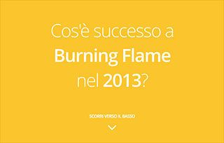 2013 Burning Flame