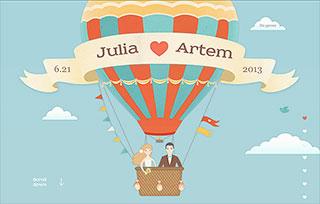 Artem&Julia's Wedding