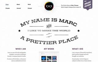 mrcthms Freelance Design