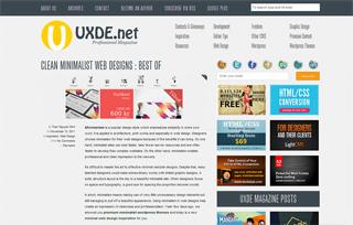 UXDE Magazine