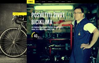 Fuma- Cycling legend