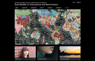 CU/LSE Dual MA/MSc in International and World History