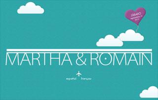 Martha & Romain