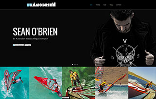 Sean O'Brien – Pro Windsurfer