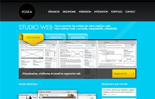 web studio Poska