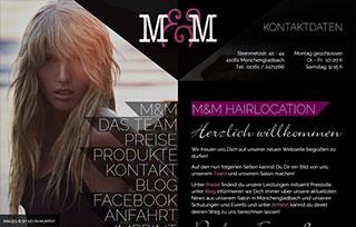 M&M Hairlocation