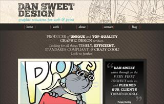Dan Sweet Design Portfolio