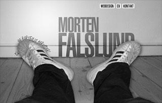 Portfolio by Morten Falslund