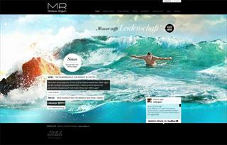 Markus Rogan – official website