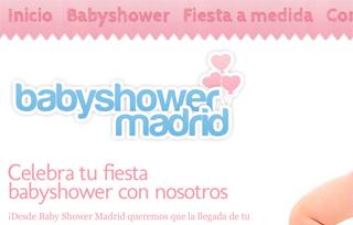 Babyshower Madrid