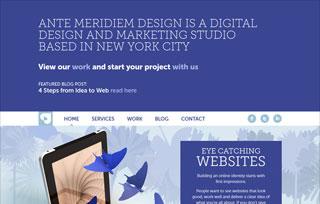 Ante Meridiem Design