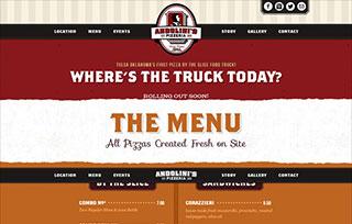 Andolini's Pizzeria Food Truck