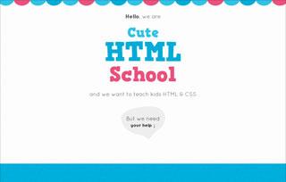 Cute HTML School