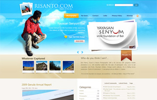Bali Web Design and Photography
