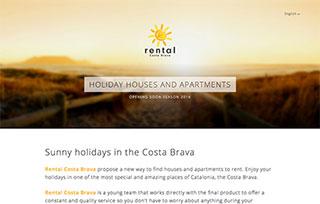 Rental Costa Brava