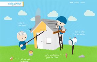 webpainted - let us paint your business