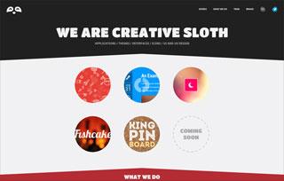 Creative Sloth