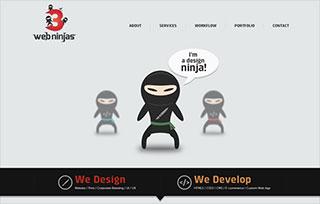 3 Web Ninjas