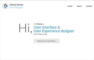 Vittorio Veneto | UX+UI designer