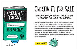 Creativity For Sale