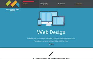 VMV - web, design and brand