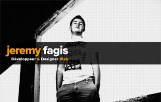 Jérémy FAGIS - Portfolio
