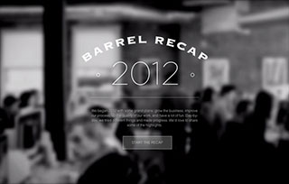 Barrel Recap 2012