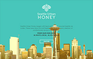 Seattle Urban Honey