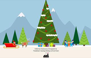 Pixelgyár Christmas 2013