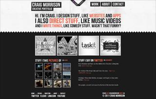 Craig Morrison Creative Portfolio