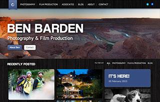 Ben Barden - Photography & Film