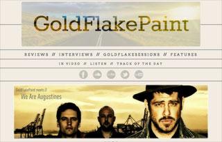GoldFlakePaint