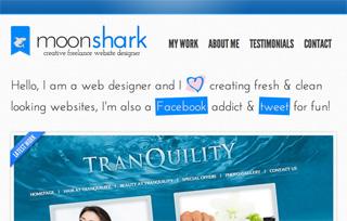 Moonshark Web Design