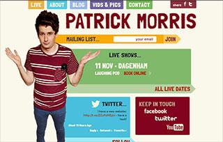 Patrick Morris
