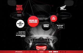 Honda Test Days 2012