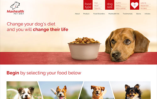 Maxhealth Pet Diet