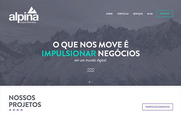 Alpina Digital Branding