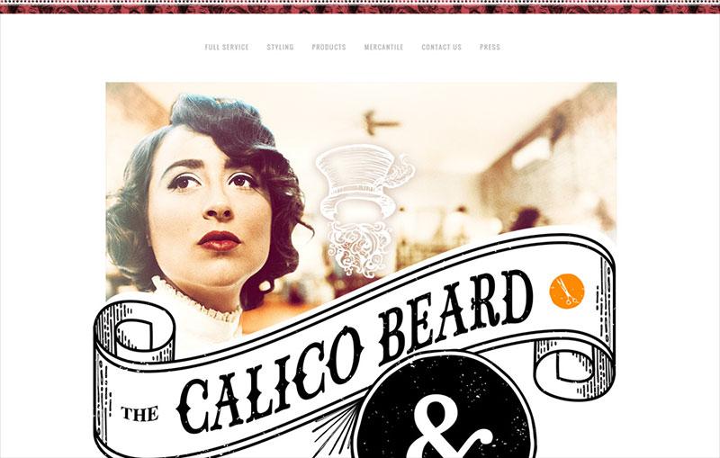 The Calico Beard