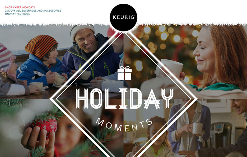 Holiday Moments by Keurig